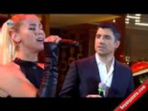 Beyaz Show: Niran Ünsal ile Özcan Deniz'den Düet-video