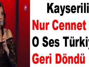 Acun'un Kovduğu Kayserili Nur Cennet Uçar O Ses Türkiye'ye Geri Döndü