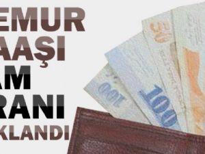 M. Ali Şahin Açıkladı: Memura 2013'te ne kadar zam yapılacak