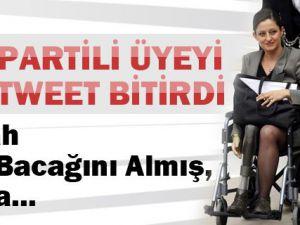 Hüseyin Çelik'ten CHP'li Şafak Pavey'e büyük destek