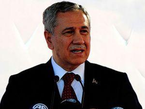 Arınç'tan Erdoğan'a 'dağa çıkmayız' cevabı