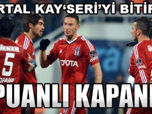 Beşiktaş Kayserispor Maç Özeti-Video