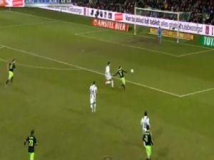 Christian Eriksen'den mükemmel gol-video