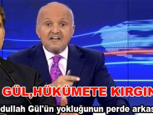 Birand, Abdullah Gül'ün yokluğunun perde arkasını anlattı