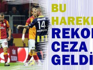 PFDK, Fenerbahçeli Meireles'e 12 Maç Ceza Verdi