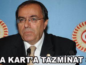ATİLLA KART'A TAZMİNAT ŞOKU