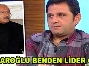 Fatih Portakal: Kılıçaroğlu'nun söylediklerini hiç unutmuyorum
