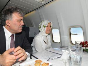 Suriyeli kızı görünce Abdullah Gül ile gizlice ağladıklarını söyledi