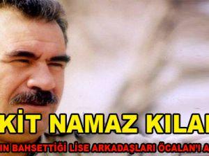 Arınç'ın bahsettiği lise arkadaşları Öcalan'ı anlattı