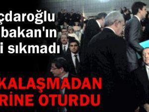 Şeb-i Arus'a Yakışmayan Anlar Kemal Kılıçdaroğlu Başbakan Erdoğan'ın Elini Sıkmadı
