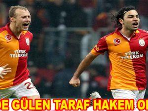 Galatasaray 2 -Fenerbahçe1-Video Maç Sonucu