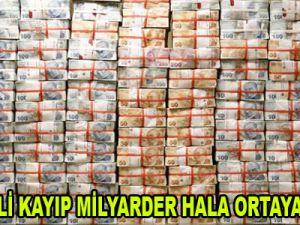 KAYSERİ'Lİ KAYIP MİLYARDER HALA ORTAYA ÇIKMADI