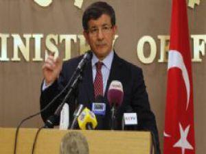 Bakan Davutoğu: Esad'ın elini sıkmaktansa istifa ederim