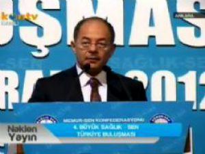 Sağlık Bakanı Recep Akdağ: Evde bulaşık yıkıyorum