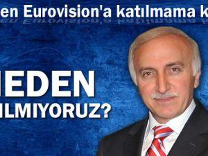Türkiye Eurovision'a 2013'te Katılmayacak!... İşte Nedeni