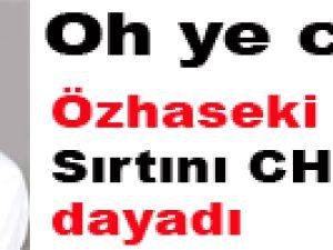 ÖZHASEKİ CHP'Lİ KULKULOĞLU'NDAN 10 BİN LİRA TAZMİNAT KAZANDI