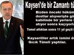 Başbakan Erdoğan 112 tesisin açılışında konuştu