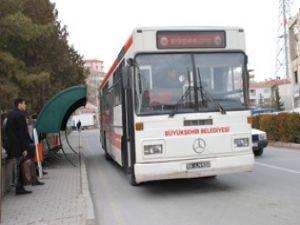 ERCİYES'E OTOBÜS SEFERLERİ BAŞLIYOR
