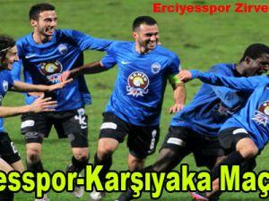 Erciyesspor Zirveyi Sevdi 4-2