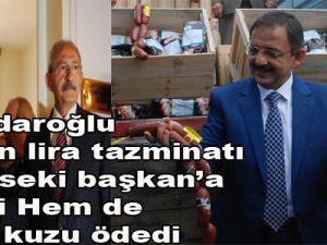 Kılıçdaroğlu Kuzu Kuzu Ödedi Sucuk Parasını Özhaseki Başkan'a