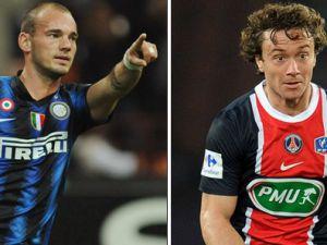 Lugano ve Sneijder'de önemli gelişme