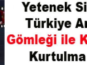 Yetenek Sizsiniz Türkiye Aref Deli Gömleği ile Kapandan Kurtulma Şovu