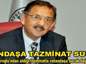 Kılıçdaroğlu'ndan aldığı tazminatla vatandaşa sucuk dağıtacak