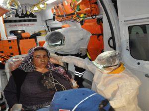 Felahiye İsabey'de arabaşı yiyen 13 kişi zehirlendi 1 ölü