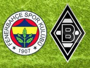 Fenerbahçe Borussia Mönchengladbach Maç Sonucu: 0-3