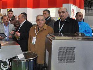 KAYSERİ TİCARET BORSASI EURO HELAL MARKET FUARINA KATILDI…