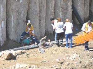 Yamula Barajında Piknik Yapan Ebiçli Genç Yüksekten Düştü
