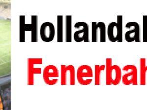 Hollandalı yıldız Fenerbahçe'de