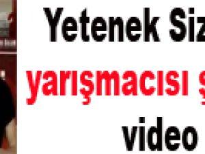 Yetenek Sizsiniz'in yarışmacısı şehit oldu! video