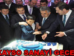 KAYSO SANAYİ GECESİ
