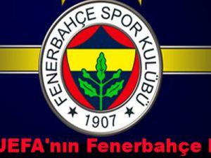 İşte UEFA'nın Fenerbahçe kararı