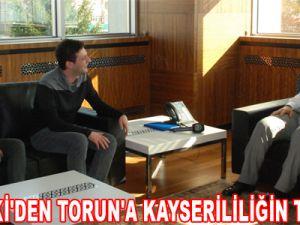 ÖZHASEKİ'DEN TORUN'A KAYSERİLİLİĞİN TÜYOLARI