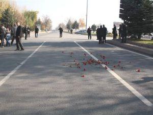 Erciyes Üniversitesi Öğrencileri Burcu İçin Yürüdü