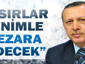 Başbakan Erdoğan 'o sırlar benimle mezara gidecek'