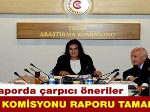 Darbe Komisyonu raporunu tamamlandı
