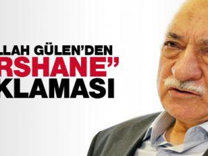 Fethullah Gülen Hocaefendi'den ilk dershane açıklaması