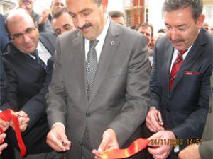 Makina Mühendisleri Odası Kayseri Şubesi Sivas İl Temsilciliğini yeni hizmet binasının açılışını yaptı