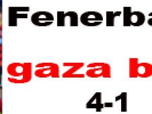 Fenerbahçe Gençlerbirliği Maç Sonucu: FB: 4 GB: 1