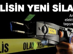 Polisin Yeni Tehlikeli Silahı!