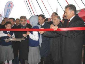 Melikgazi Belediyesi'nin Yaptırdığı Okul Açıldı