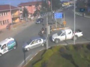 Trabzon'daki kazalar MOBESE'de