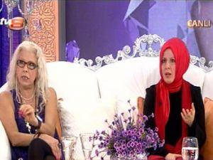 Rezzan Kiraz'dan Sibel Üresin'e: Ben Kur'an-ı 3 Kez Hatim Ettim