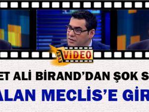 Mehmet Ali Birand'dan ilginç Abdullah Öcalan çıkışı