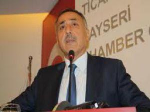 KTO BAŞKANI ASAF MEHMETBEYOĞLU'NDAN İSRAİL'İN SALDIRILARINA TEPKİ