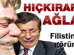 Ahmet Davutoğlu Hıçkıra Hıçkıra Ağladı