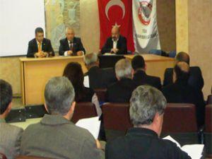 KAYSERİ AKADEMİSYEN ODALARI ORTAK BASIN AÇIKLAMASI - İSRAİL'E KINAMA
